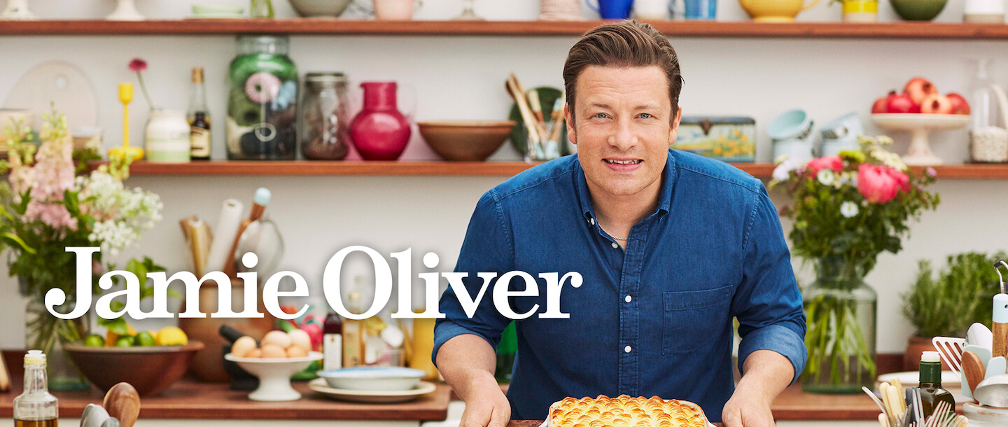 Home of Living Brands Banners Jamie Oliver